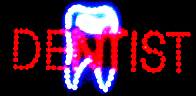 LED Neon Light Animated DENTAL DENTIST Open Sign B07